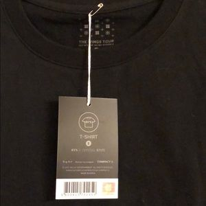 BTS The Wings Tour Concert Shirt NWT